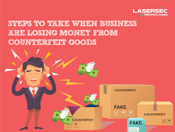 Steps To Take When Business Are Losing Money From Counterfeit Goods