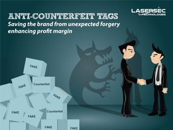 ANTI-COUNTERFEIT TAGS: Saving the brand from unexpected forgery enhancing profit margin