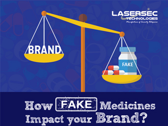 Fake Medicines impact your Brand
