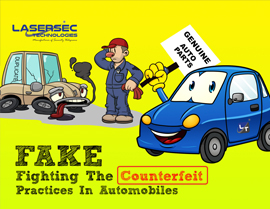 How to spot counterfeit Auto Parts?